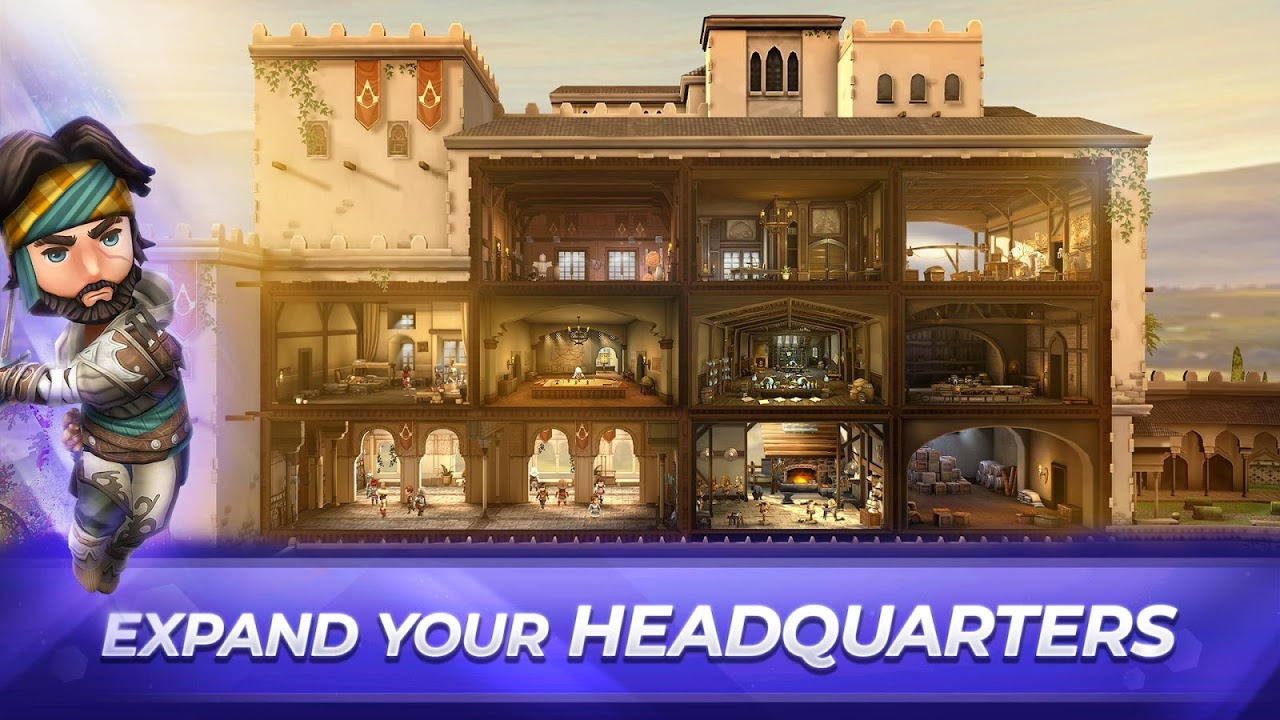 Assassin's Creed Rebellion 2.1.0 Screen 2