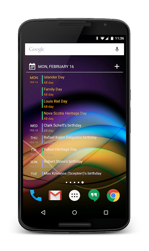 Chronus: Home & Lock Widgets 5.2 Screen 14