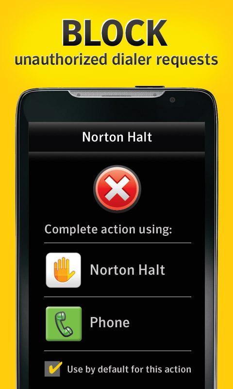 Norton Halt 5.6.0.173 Screen 4