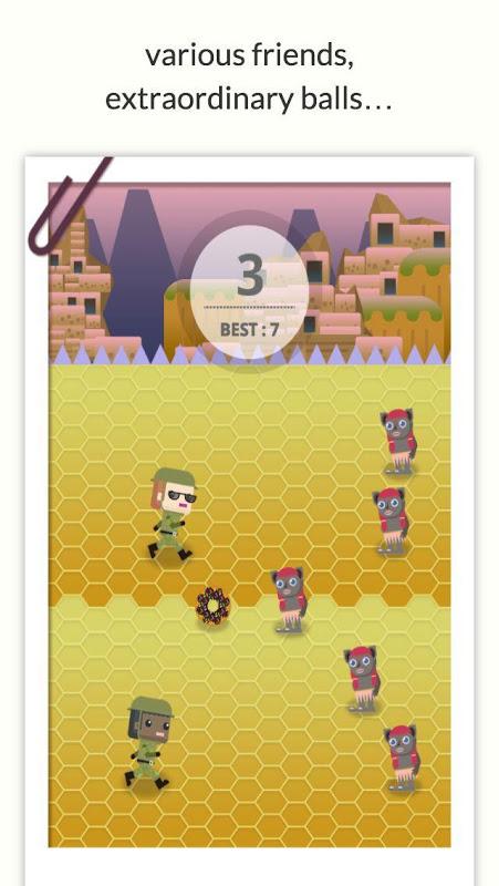 Hurry Up Friends! 1.1.3 Screen 1