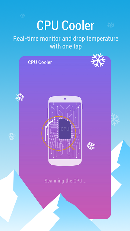 Android Powerful Cleaner (Boost&Clean) Screen 3