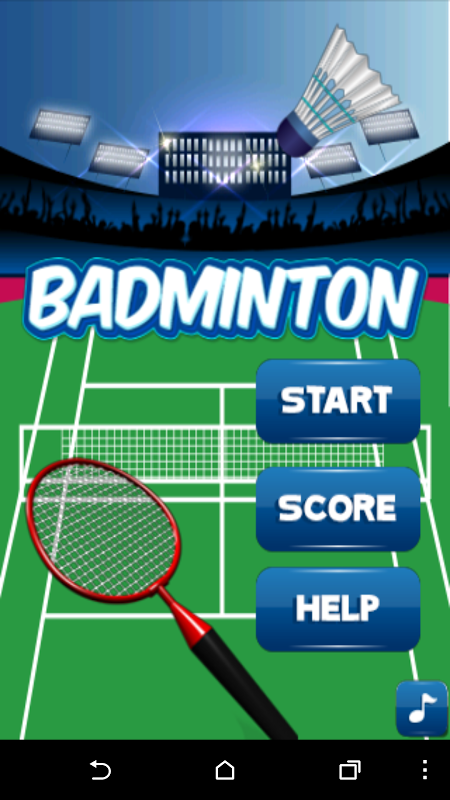 Android Badminton Champion Screen 16