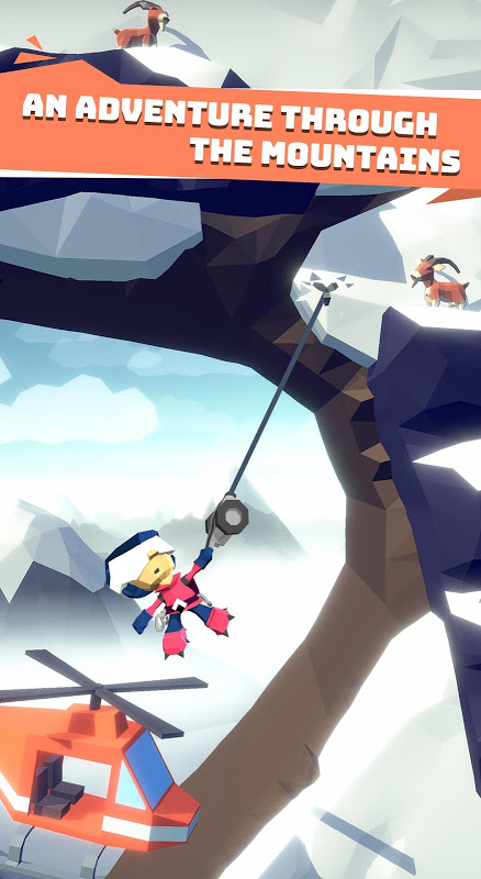 Android Hang Line: Mountain Climber Screen 11