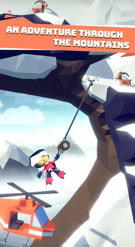 Hang Line: Mountain Climber 1.1.0 Screen 11