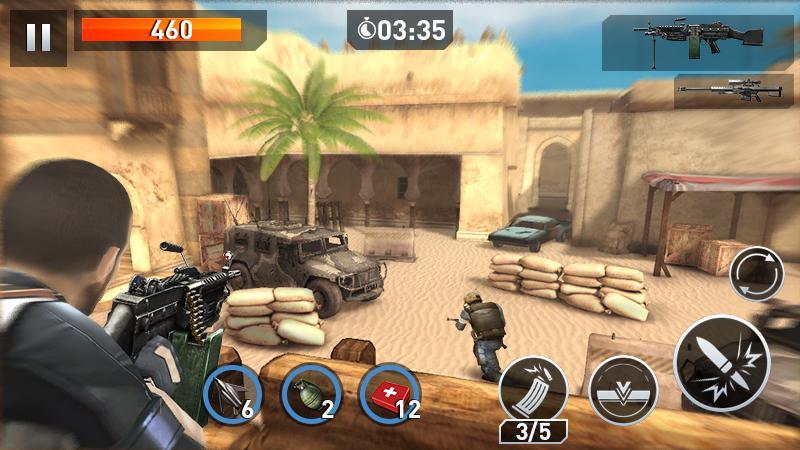 Elite Killer: SWAT 1.5.0 Screen 4