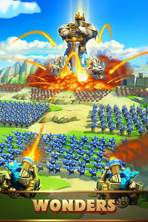 Lords Mobile: War Kingdom - Strategy RPG Battle 1.98 Screen 2