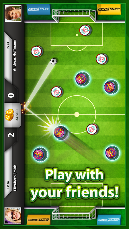 Soccer Stars 4.2.0 Screen 14