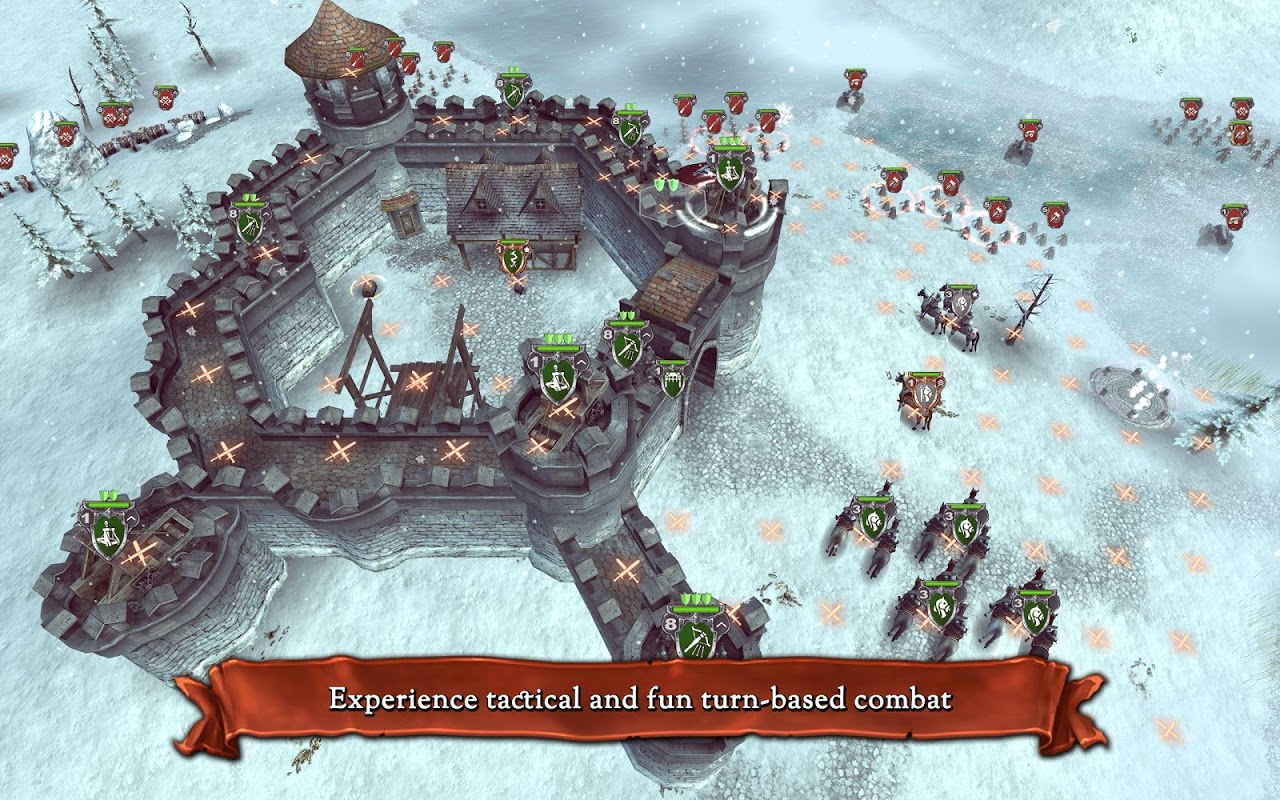 Android Hex Commander: Fantasy Heroes Screen 14