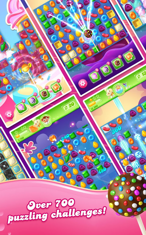 Android Candy Crush Jelly Saga Screen 10