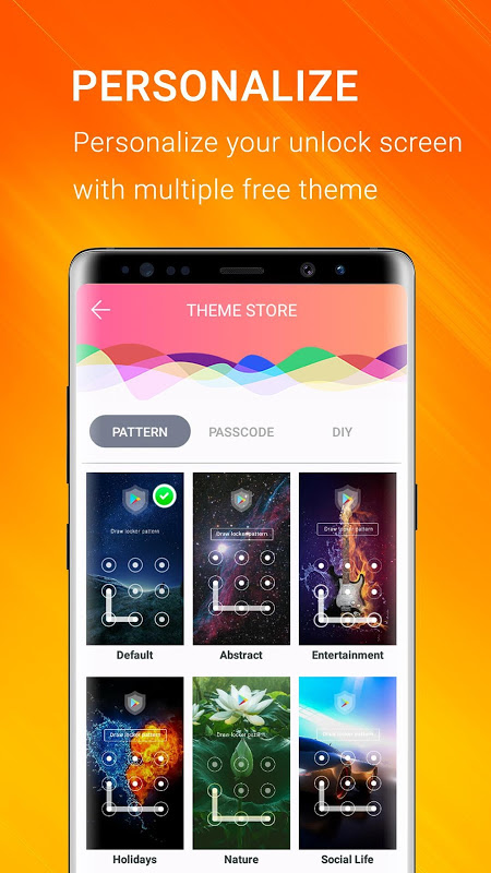 Applock - Fingerprint Pro 1.38 Screen 3