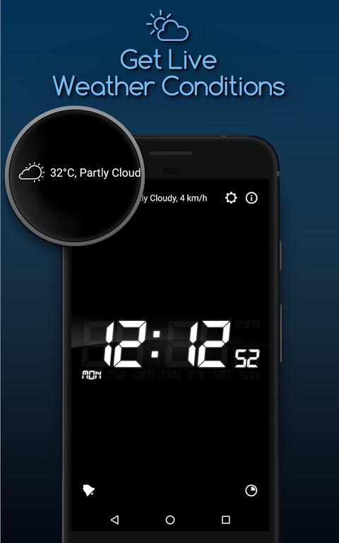 Alarm Clock for Me free 2.46 Screen 1