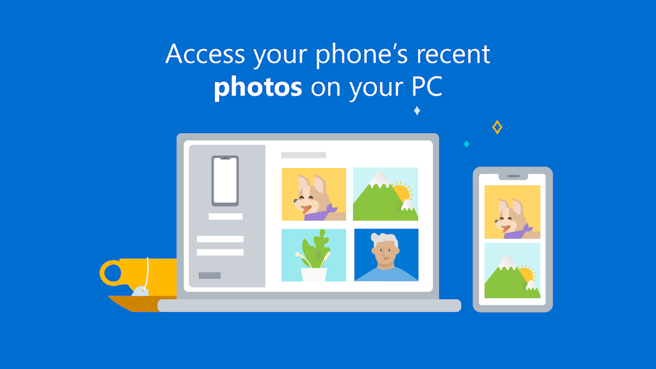 Your Phone Companion - Link to Windows 1.19111.84.0 Screen 2