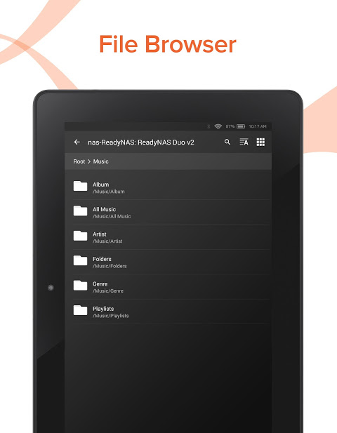 Android AllConnect - Play & Stream Screen 14