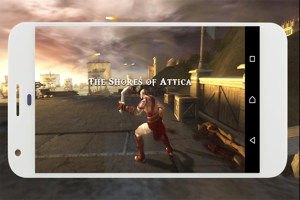 Battle of God: Warrior Sparta 3 Screen 1