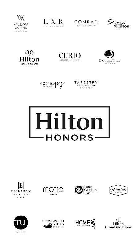 Android Hilton Honors Screen 7