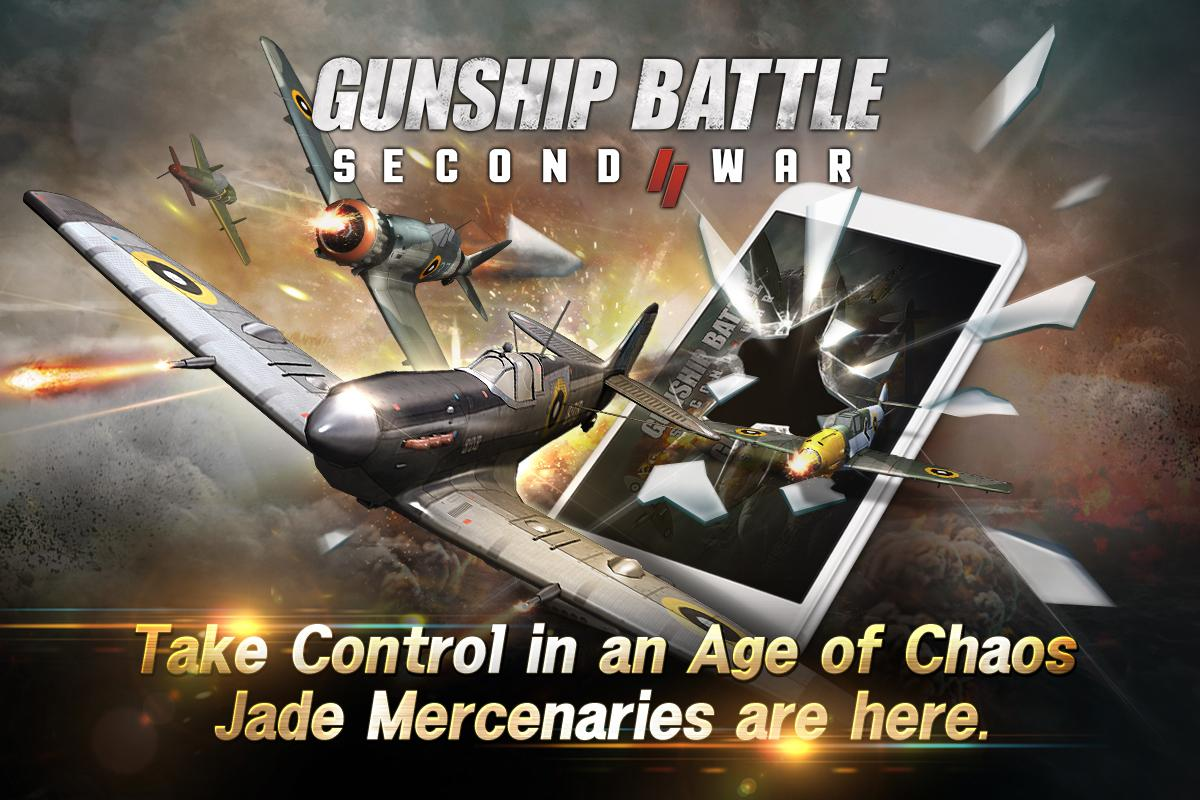 Android GUNSHIP BATTLE: SECOND WAR Screen 5