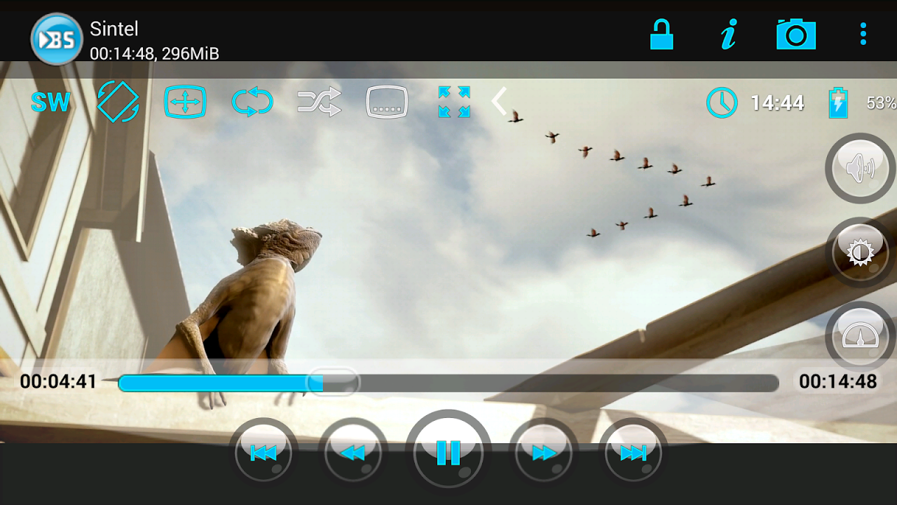 Android BSPlayer Screen 20