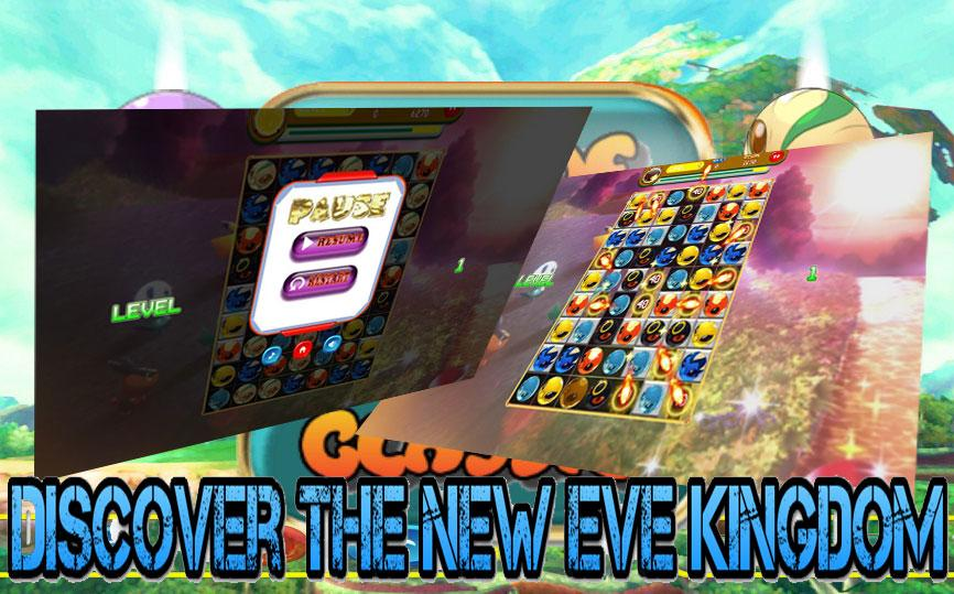Android Eve Ball Frenzy Screen 1