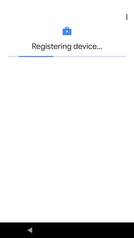 Android Device Policy 9.54.20.P Screen 2