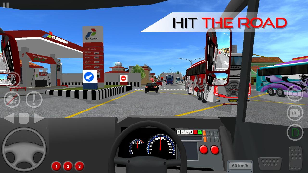 Bus Simulator Indonesia 2.9.2 Screen 4