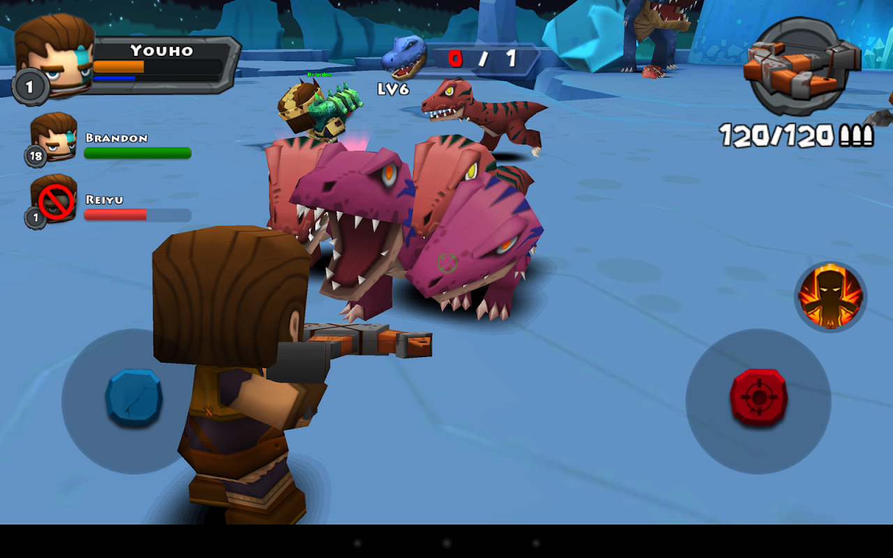 Android Call of Mini™ Dino Hunter Screen 8