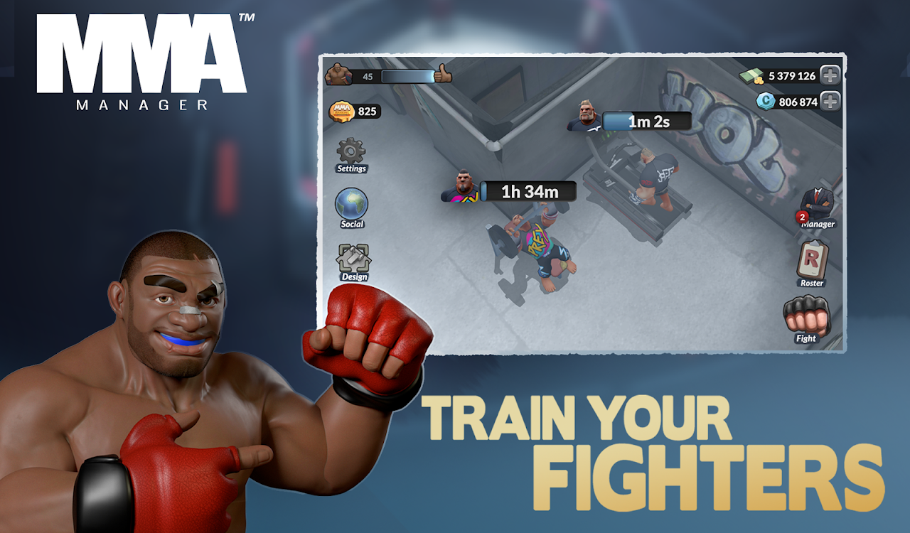 MMA Manager 0.8.4 Screen 16