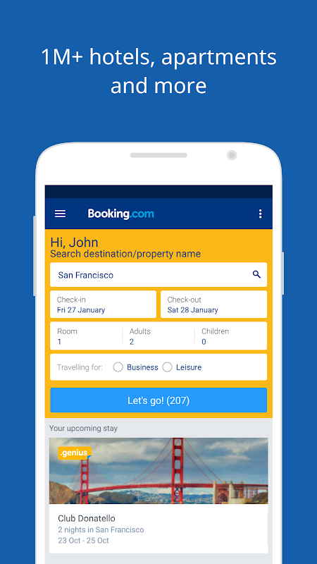 Booking.com Hotel Reservations 16.9.0.2 Screen 9