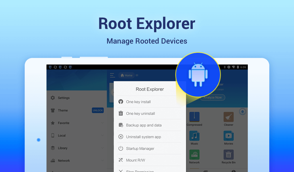 Android ES File Explorer/Manager PRO Screen 7
