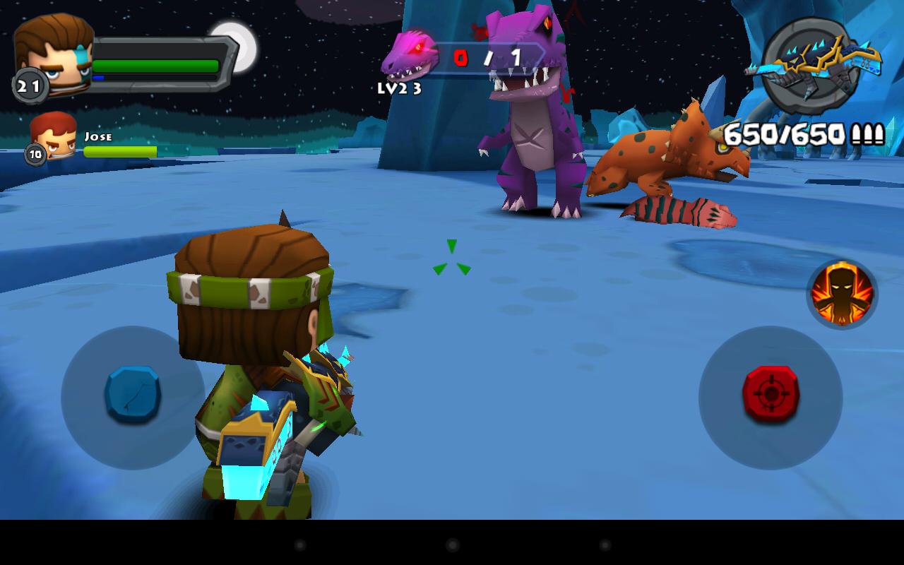 Android Call of Mini™ Dino Hunter Screen 11