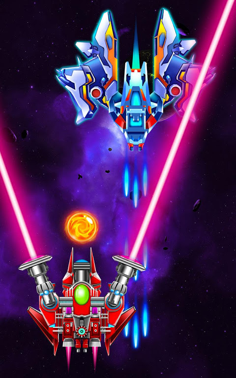 Galaxy Attack: Alien Shooter 6.20 Screen 1