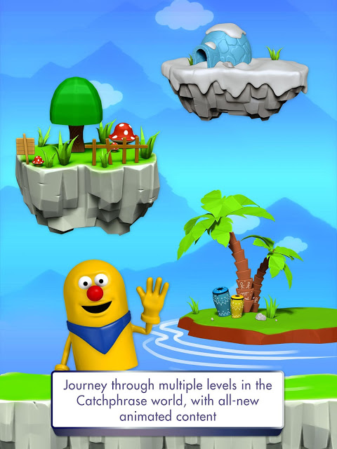 Android Catchphrase Quest Screen 2