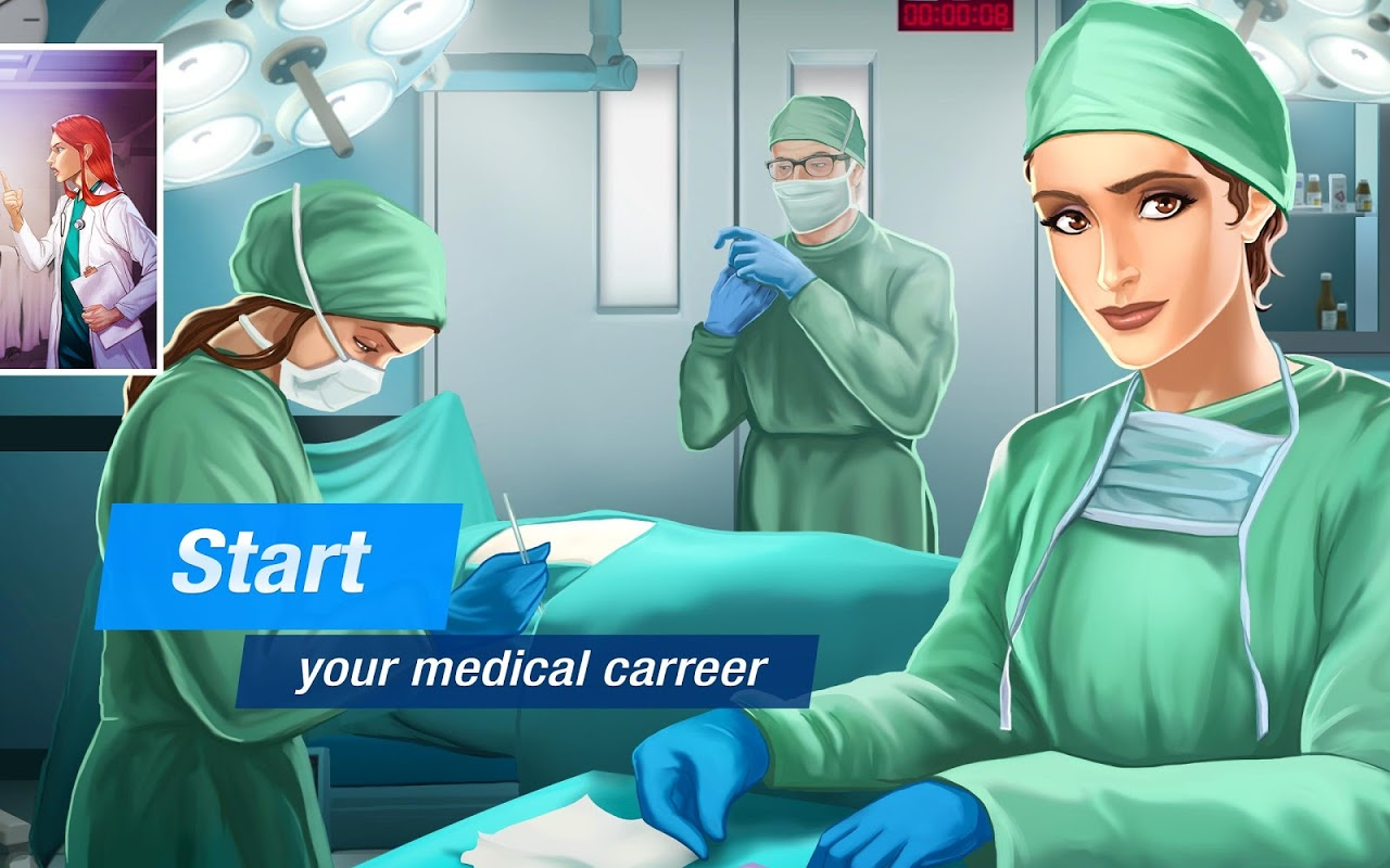 Operate Now: Hospital 1.29.4 Screen 4