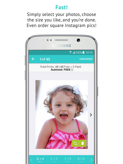 Android FreePrints - Free Photos Delivered Screen 7