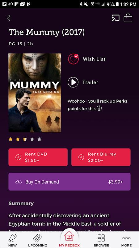 Redbox 7.5.0 Screen 5
