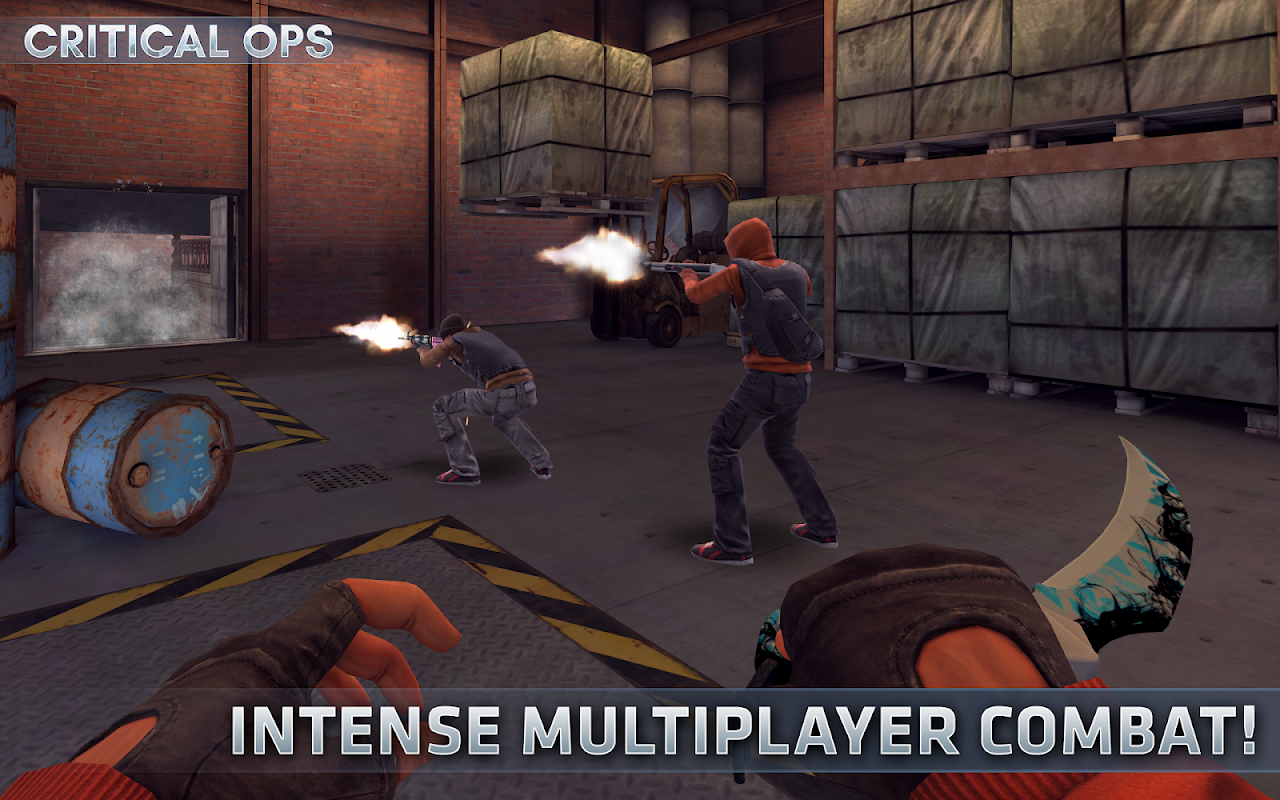 Android Critical Ops Screen 10