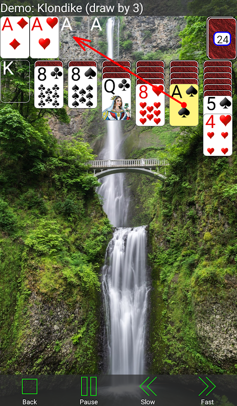 250+ Solitaire Collection 4.12.1 Screen 3