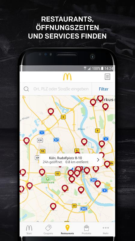 McDonald's Deutschland 5.4.0.34242 Screen 2