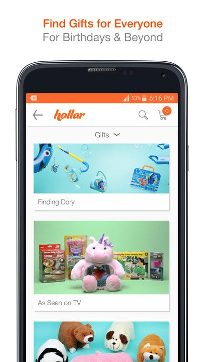 Hollar - Dollar Store Deals, Discount Shopping 1.13.01.00 Screen 3