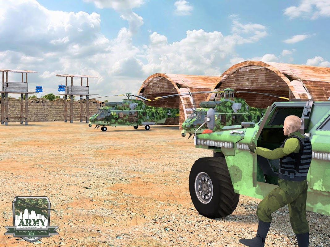 Army Criminals Transport Plane 2.0 1.0.1 Screen 11