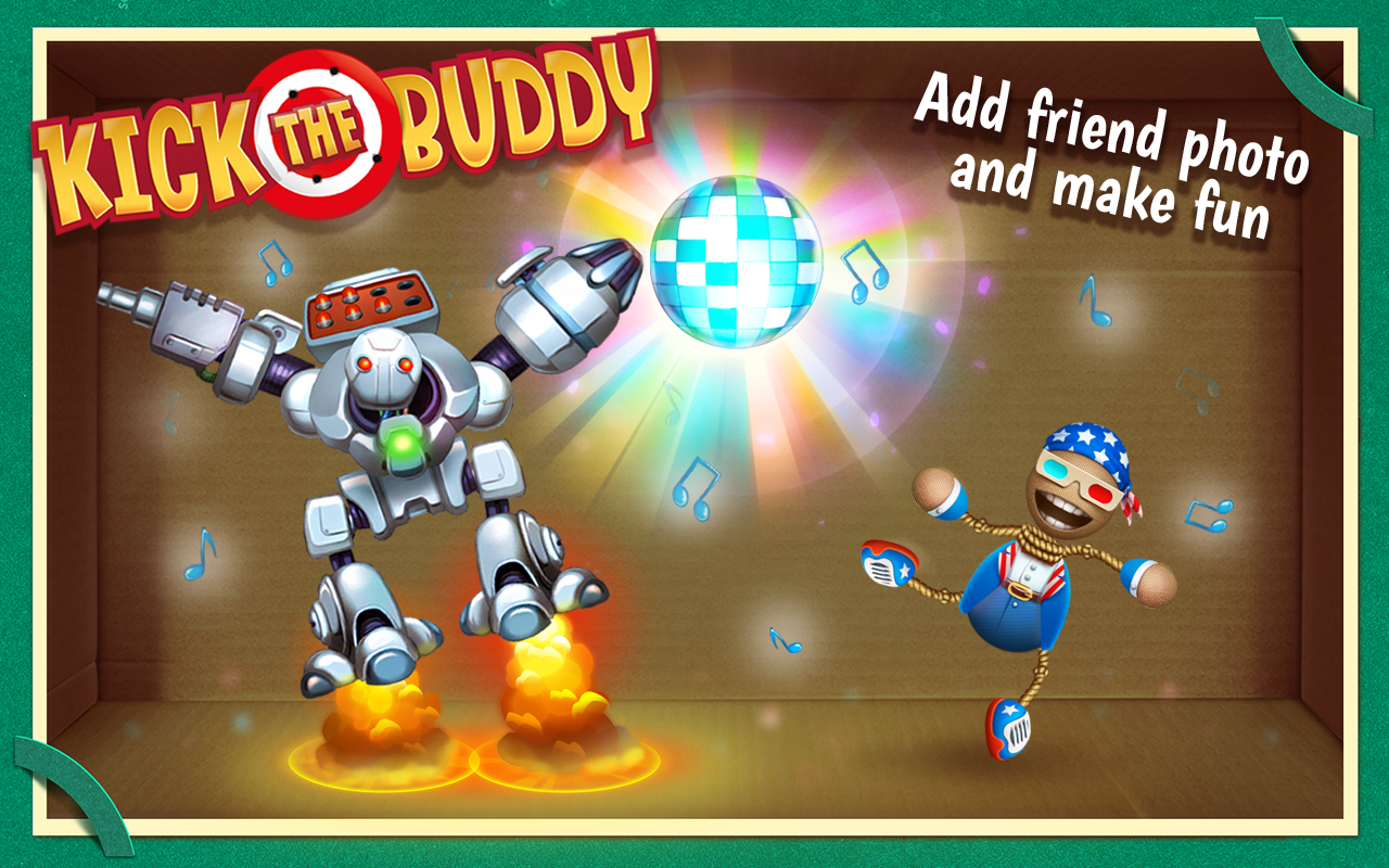 Android Kick the Buddy Screen 6