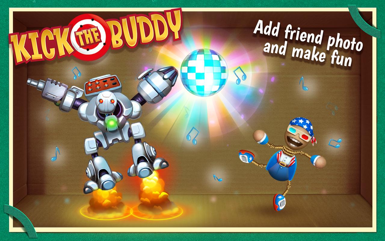 Kick the Buddy 1.0.5 Screen 6