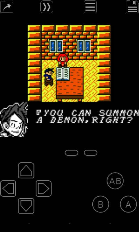 My OldBoy! - GBC Emulator 1.5.1 Screen 1