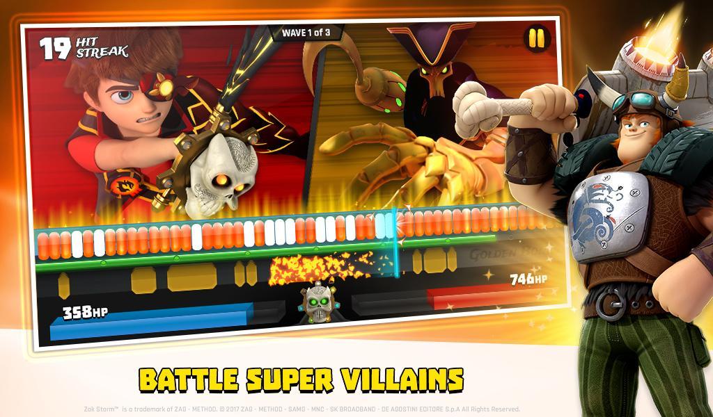 Zak Storm Super Pirate 1.2.4 Screen 13