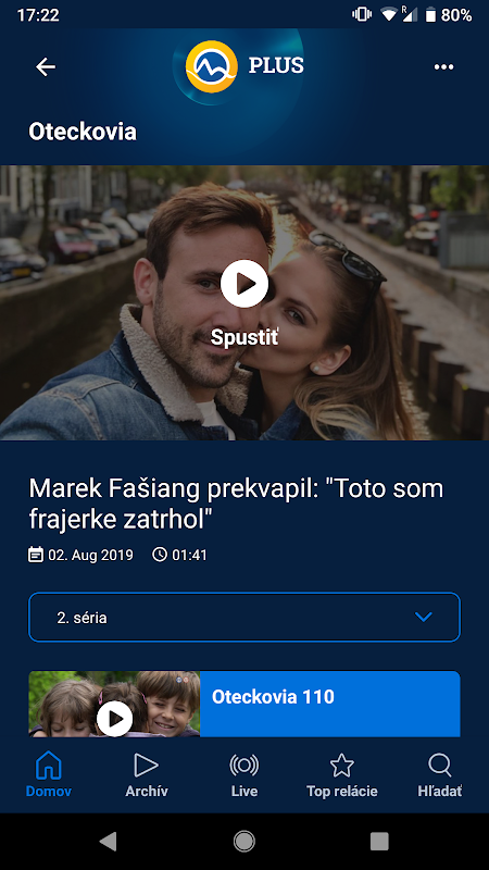 Markíza 3.0.4 Screen 3
