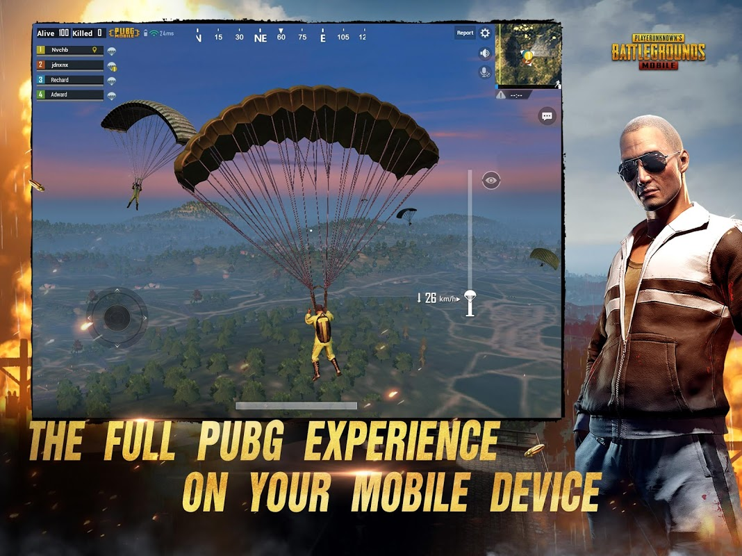 PUBG MOBILE 0.5.0 Screen 8