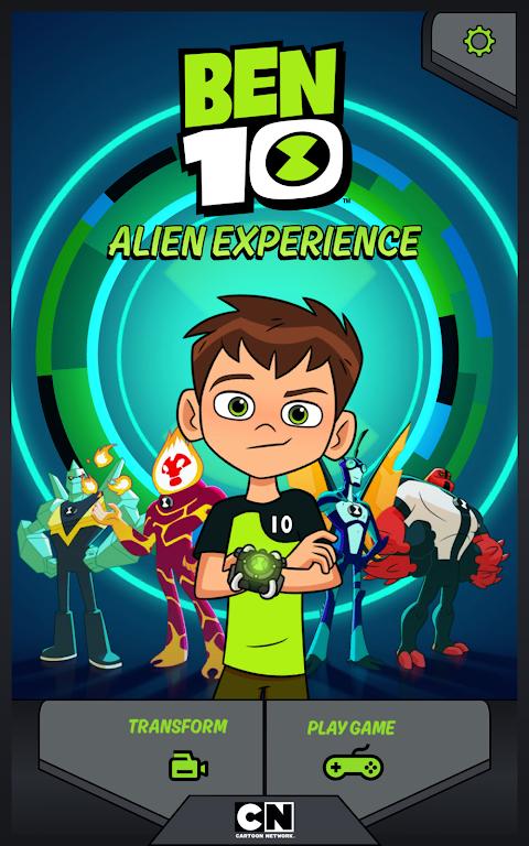 Ben 10 Alien Experience: Filter and Battle App 1.2.1 Screen 5