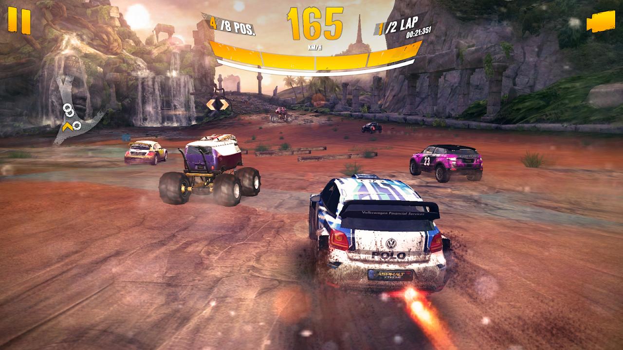 Asphalt Xtreme: Rally Racing 1.4.2i Screen 11