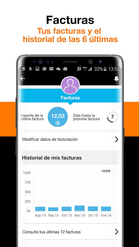 Mi Orange 6.5.1 Screen 3