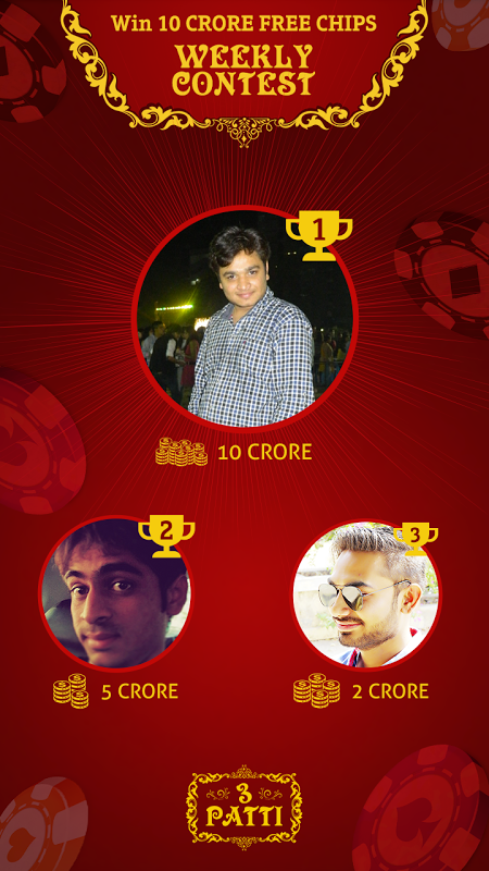 Android Teen Patti Indian Poker Screen 3