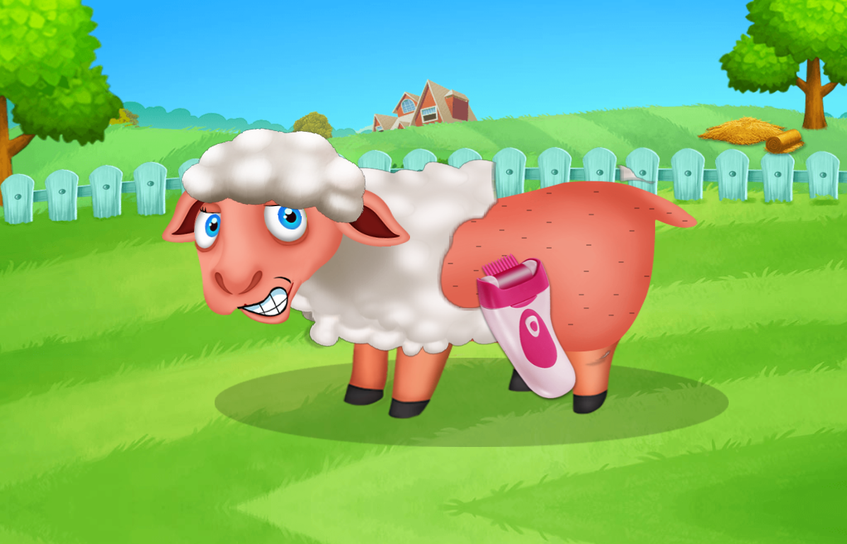 Android Animal Farm Games For Kids Screen 8